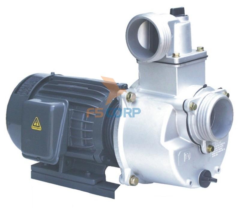 Máy bơm nước tự hút đầu nhôm HSL280-12.2 20 3HP
