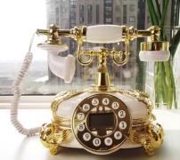 Điện thoại giả cổ để bàn (VT9708)
