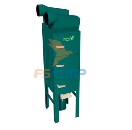 Tủ hút bụi công nghiệp F5 Eco (Cartridge lọc F5 Eco)