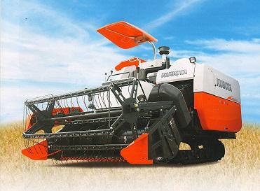 Máy gặt, đập lúa