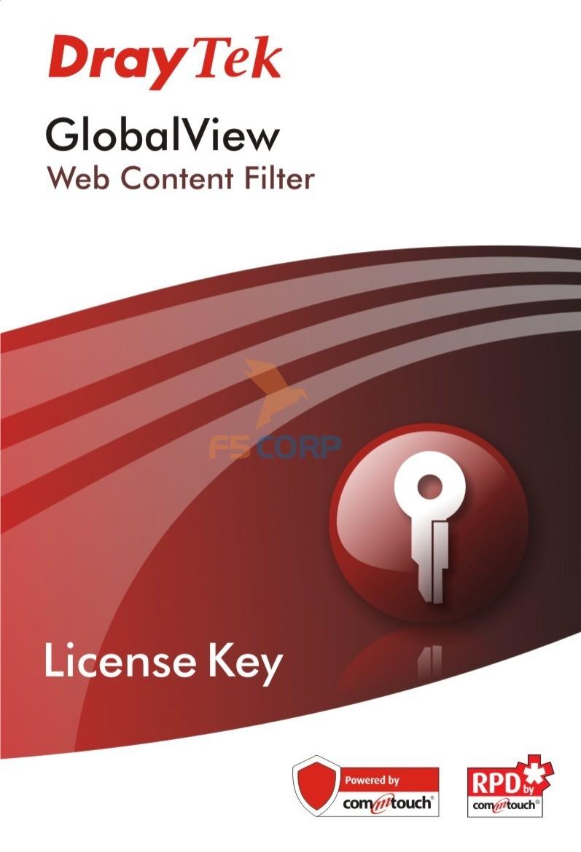 B Card - Web Content Filter License Key