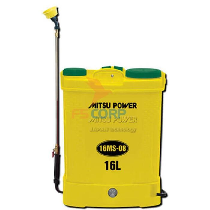 Bình phun thuốc bằng điện MITSU POWER 16MS-08
