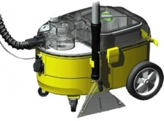 Máy giặt thảm phun hút công nghiệp EURO MAC ERM 301