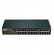 D-Link DGS-1024D - 24 Port 10/100/1000Mbps Rackmountable Switch