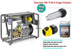 Máy phun áp lực HD 7/16-4 Cage Classic *KAP (1.367-314.0)
