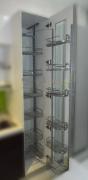 Tủ đồ khô Inox  6 tầng 12 rổ Higold 202006