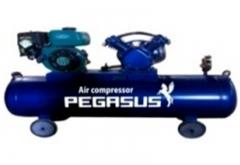 Máy nén khí đầu nổ chạy bằng xăng Pegasus TM-V-0.25/8-100L
