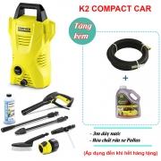 Máy phun rửa áp lực cao Karcher K 2 Compact Car