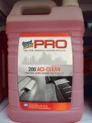 Hóa chất tẩy rửa  Goodmaid G200 Aci Clean 20l