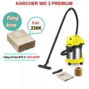 Máy hút bụi Karcher WD 3 Premium