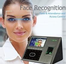 Máy chấm công nhận dạng khuôn mặt