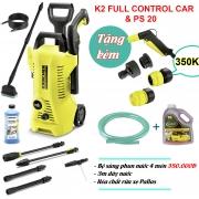 Máy phun áp lực Karcher K2 Full Control Car & PS 20 *EU