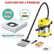 Máy hút bụi nước Karcher WD 4 Premium (1.348-150.0)