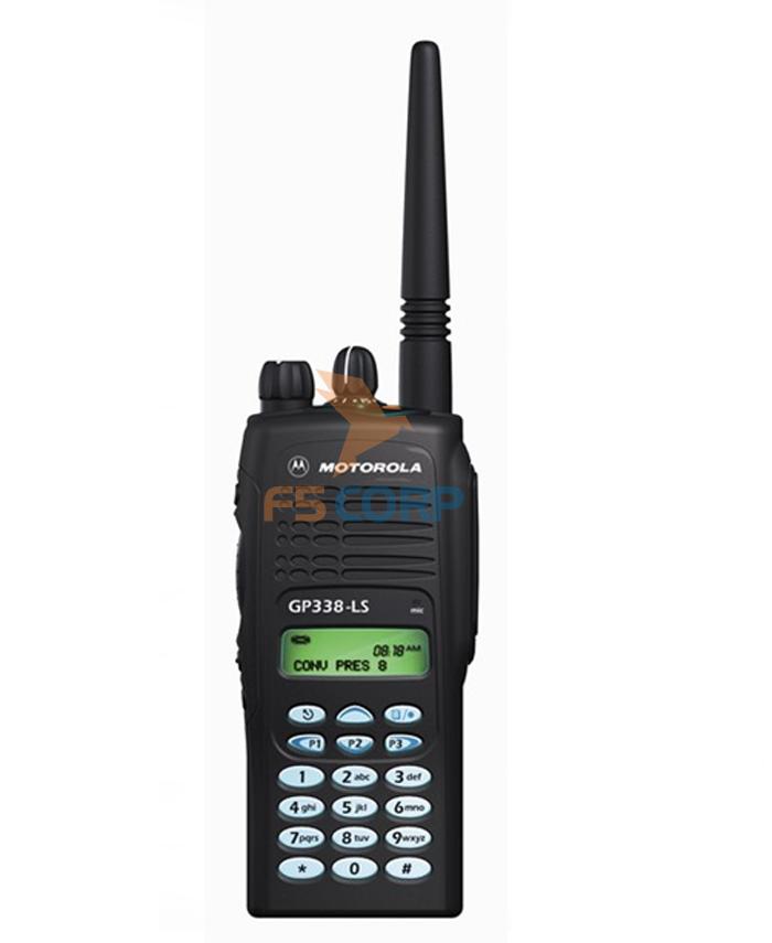 Bộ đàm Motorola GP338-UHF - IS