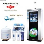 Máy lọc nước tinh khiết RO thông minh FujiE RO-07 ( 7 cấp lọc - bao gồm tủ cường lực )