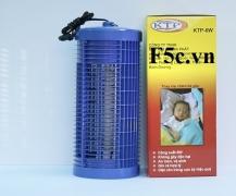Đèn diệt muỗi gia đình KTP 6W