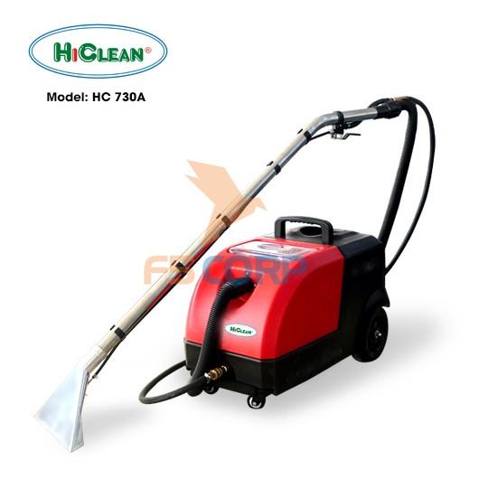 Máy giặt thảm giặt ghế sofa phun hút Hiclean HC 730A