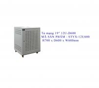 Tủ mạng 19″ 12U-D600 STYX-12U600