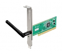 Card mạng D-link DWA-525 Wireless N 150 PCI Adapter