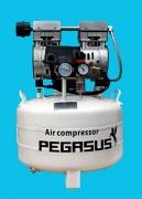 Máy nén khí không dầu, giảm âm Pegasus TM- OF550- 50L