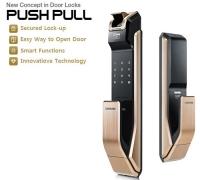 Khóa cửa vân tay điện tử SAMSUNG SHS-P718LMG/EN