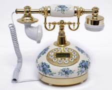 Điện thoại giả cổ để bàn (VT9813)