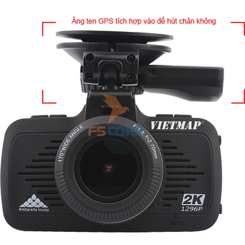 Bộ VietMap K9 Pro
