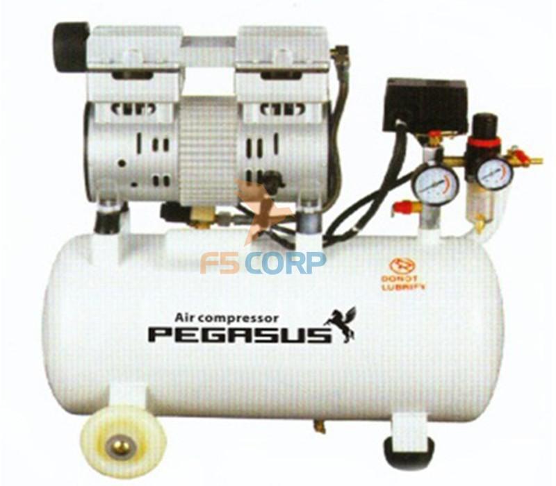 Máy nén khí không dầu, giảm âm Pegasus TM- OF750- 25L