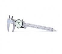 Thước cặp đồng hồ Insize 0-200mm ( 0.02mm ) 1311-200A