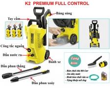 Máy phun xịt áp lực Karcher K2 Premium Full Control *EU (1.673-420.0)