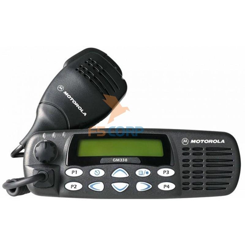 Máy bộ đàm cố định-gắn xe Motorola GM338 VHF/UHF (45W)