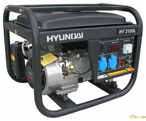 Máy phát điện Hyundai HY 3100L