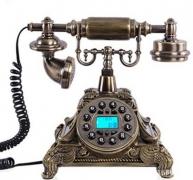 Điện thoại giả cổ để bàn (VT9706)