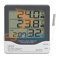 Thiết bị đo nhiệt độ, độ ẩm Sper Scientific 800015