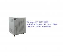 Tủ mạng 19″ 15U-D800 STYX-15U800