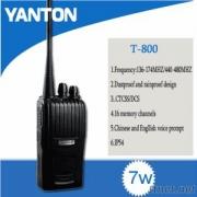Máy bộ đàm YANTON T-800 VHF/UHF