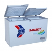 Tủ đông Sanaky một ngăn dàn lạnh đồng VH-2599A1