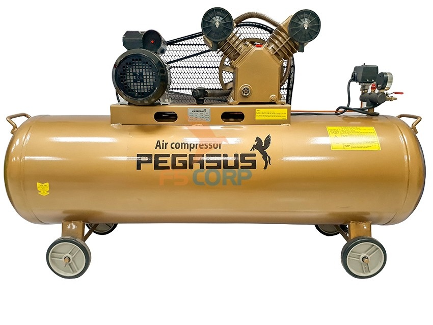 Máy nén khí dây đai Pegasus MTM-V-0.25/12.5-120L