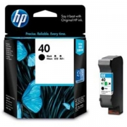 Mực máy in HP 40A Black Ink Cartridge