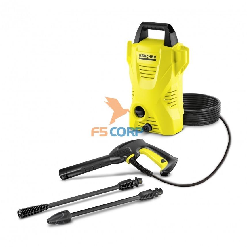 Máy phun xịt áp lực cao Karcher K2 Compact EU mã 1.673-500.0