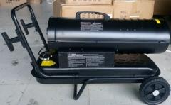 Máy sấy công nghiệp dùng dầu Garan K125