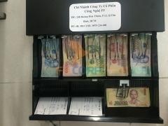 Ngăn kéo đựng 6 ngăn tiền giấy ANT 6-3