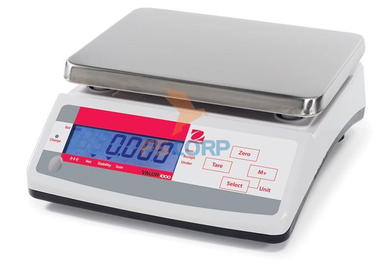 Cân điện tử Ohaus Valor 1000 New (5kg x 0,2g)