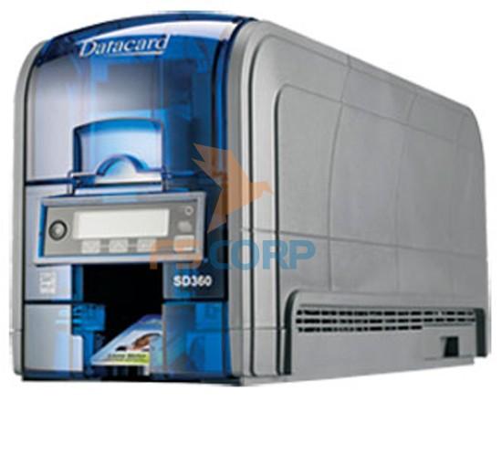 Máy in thẻ Datacard SD360 (mã hóa dải từ theo  chuẩn ISO)