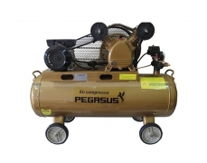 Máy nén khí dây đai Pegasus TM-V-0.6/8-180L