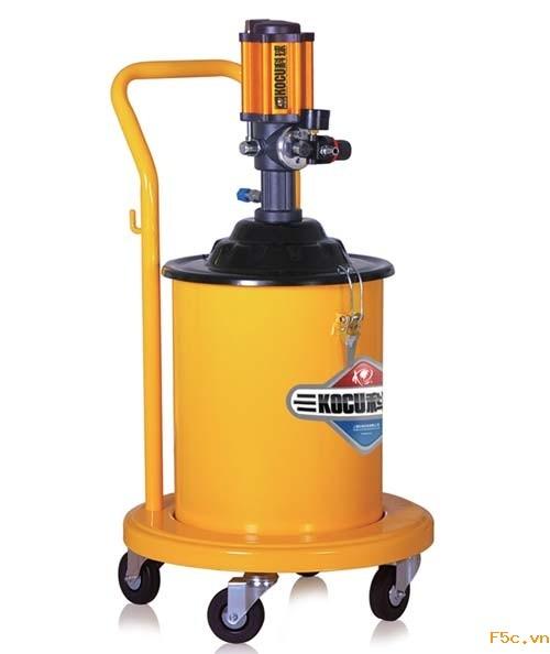 Máy bơm mỡ khí nén kocu GZ-100(LT-100)