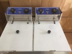 Bếp chiên nhún điện đơn SunChef 16L