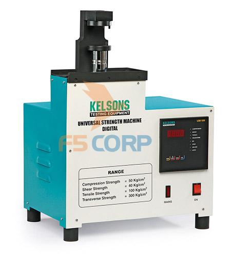 Máy đo độ bền vạn năng kiểu cơ khí và hiển thị số KELSONS