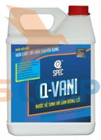 Nước vệ sinh và làm bóng gỗ Q-VANI