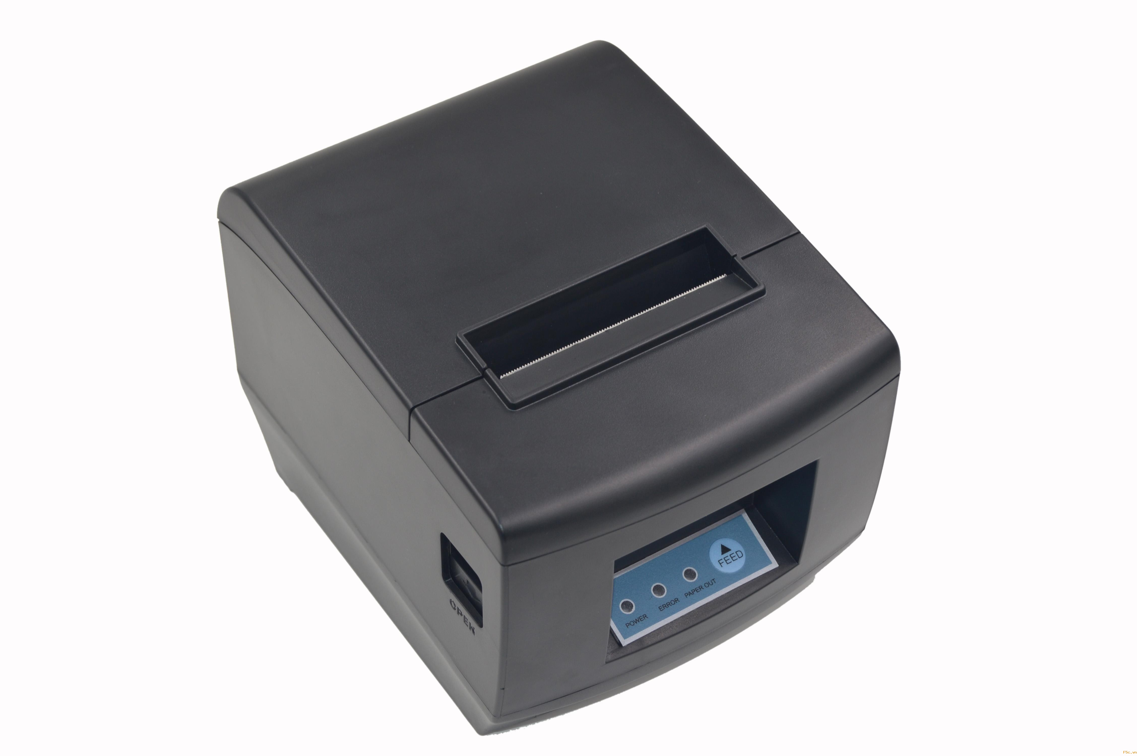 Máy in nhiệt Zjiang ZJ 8350 (USB-LAN-RS232)